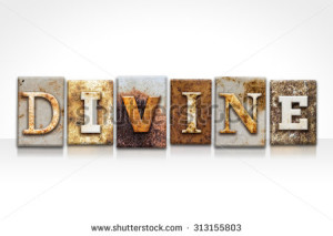 stock-photo-the-word-divine-written-in-rusty-metal-letterpress-type-isolated-on-a-white-background-313155803